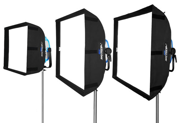 Chimera TECH LED Lightbanks for ARRI SkyPanel