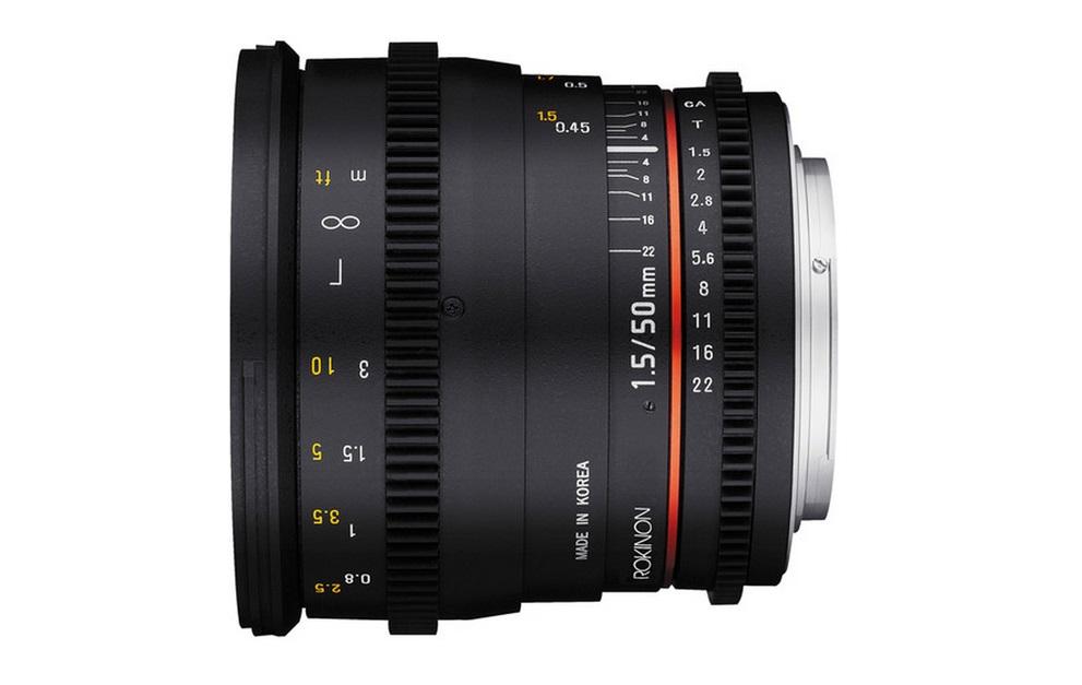 Rokinon-50mm-Lens