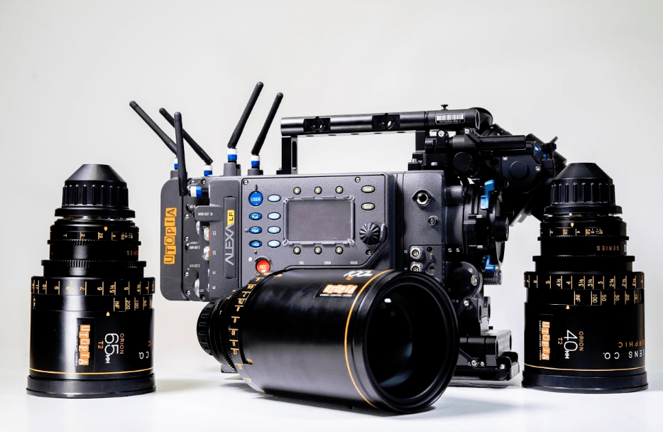 Orion ANAMORPHIC T2 Lens set - Utopia